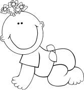 disegno-neonato-da-colorare